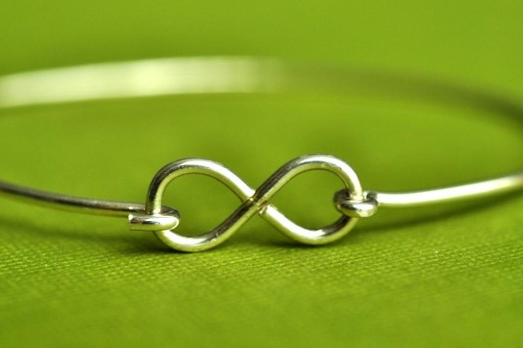 Infinity Bangle