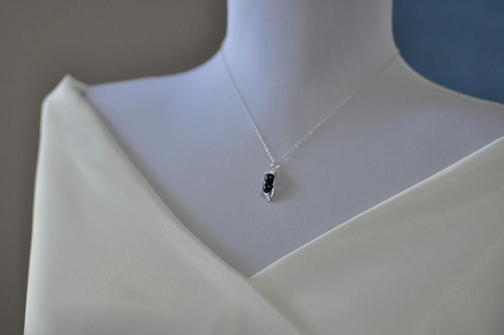Peas in a Pod Necklace Œ´_ímuyinjewelry.com