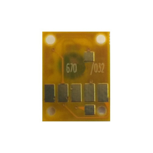 CLI-671XL Yellow Replacement Chip