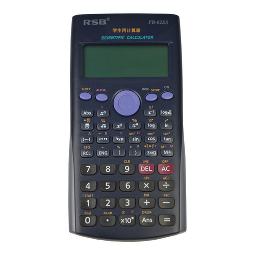 RSB Scientific Calculator 82-ES