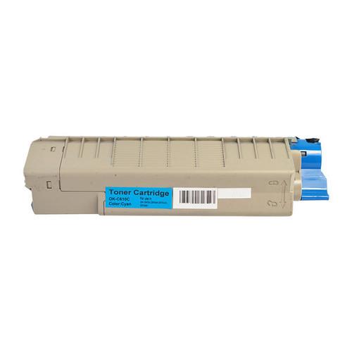C610 44315311 Cyan Premium Generic Toner Cartridge
