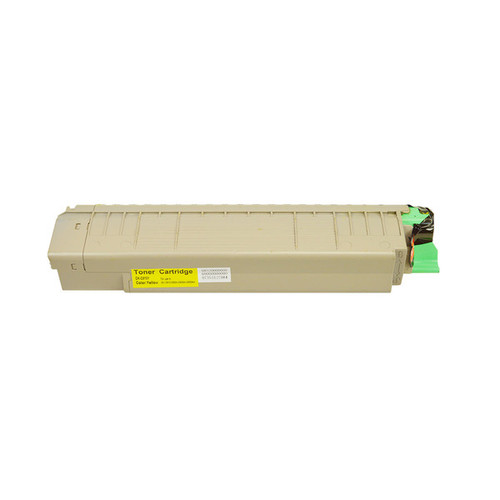 C810 44059133 Premium Generic Yellow Toner Cartrigde