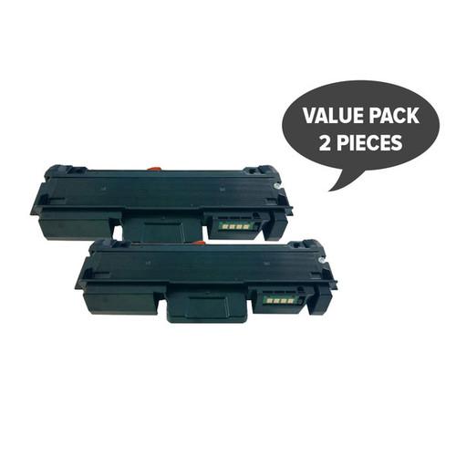 MLT-D116L Black Premium Generic Toner Cartridge x 2