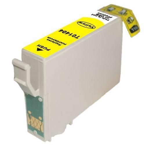 T1404 Yellow Compatible Inkjet Cartridge