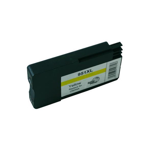Remanufactured HP 951XL Yellow Cartridge