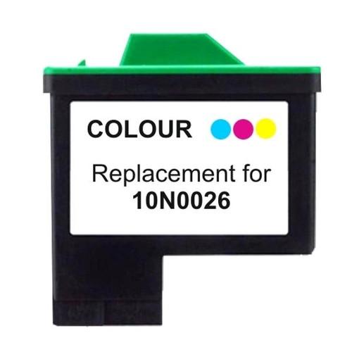 10N0026 #26 Remanufactured Inkjet Cartridge