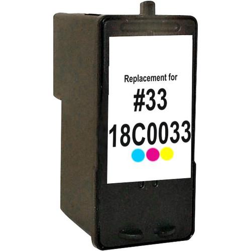 18C0033 /  no.33  Remanufactured Inkjet Cartridge