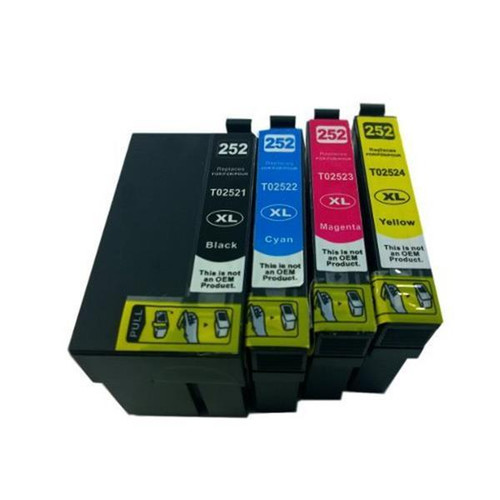 252XL Compatible Inkjet Cartridge Set [Boxed Set]