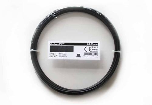 CarbonFil 1.75mm Black 50 gram