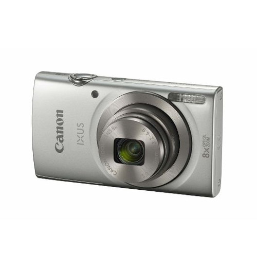 CANON IXUS 185 16MP Digital Camera - Silver