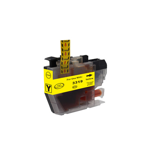 LC-3319 Yellow Compatible Inkjet Cartridge