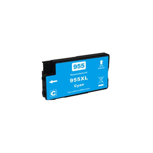 955XL Cyan Premium Remanufactured Inkjet Cartridge