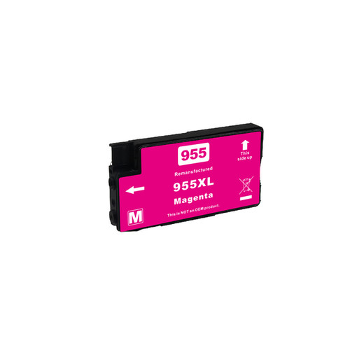 955XL Magenta Premium Remanufactured Inkjet Cartridge
