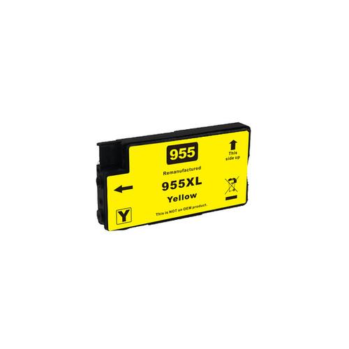 955XL Yellow Premium Remanufactured Inkjet Cartridge