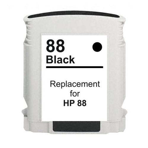 #88 Black High Capacity Remanufactured Inkjet Cartridge