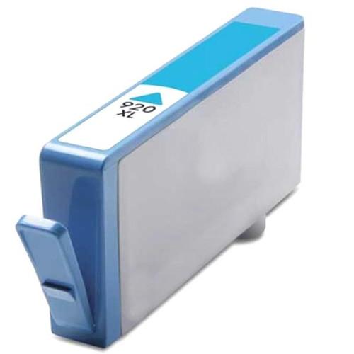 #920XL Cyan Cartridge Remanufactured Inkjet Cartridge with new chip