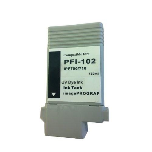PFI-102 Matt Black Pigment Compatible Cartridge
