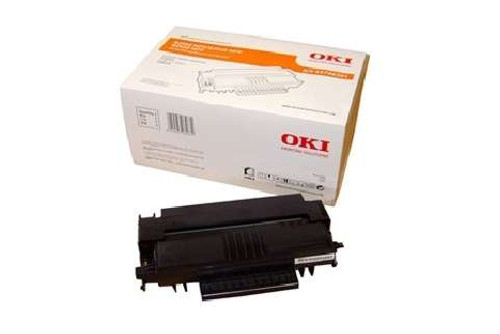 B820 Black Premium Genuine Toner Cartridge - OKI