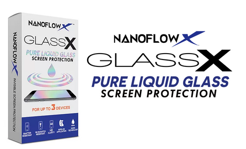 Glass X - The Liquid Glass Screen Protector
