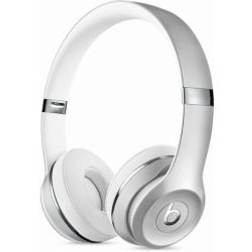 Beats by Dre Solo3 Active Headphones - Silver