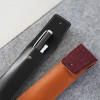 The Basic Leather Pen Case