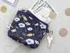 Willow Pattern Coin Wallet