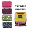 IT'S POUCH Bankbook Pouch
