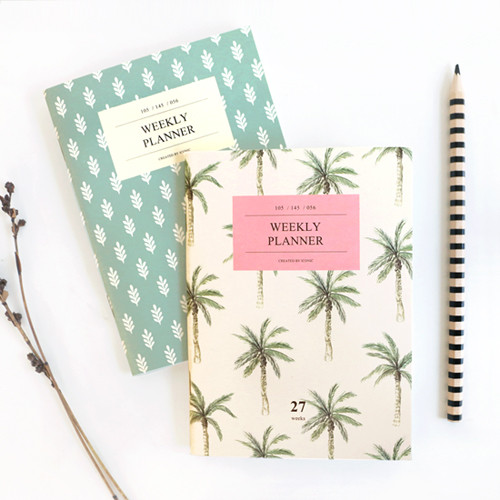 A6 Weekly Planner v.2