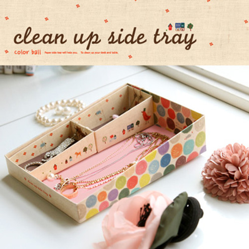 Cleanup Side Tray