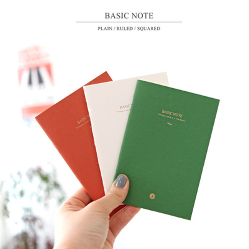 THE BASIC Note 3 type