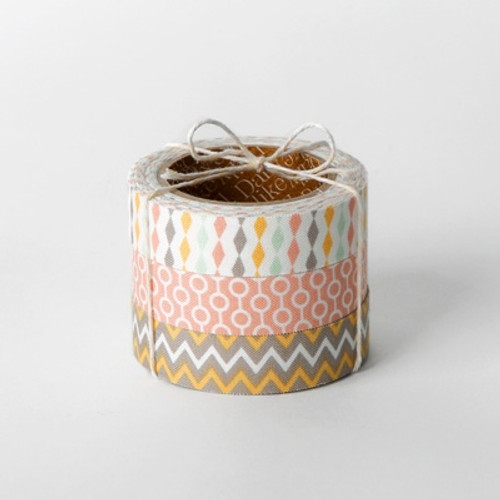 Fabric Tape Set- Street