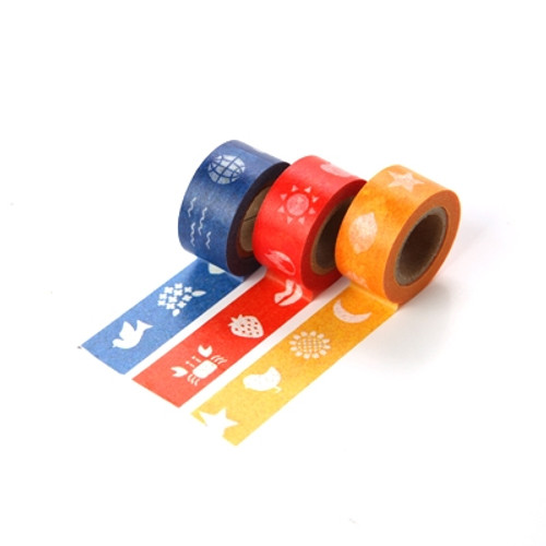 Masking Tape MT For Kids- Red