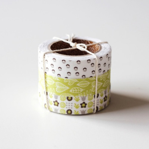 Fabric Tape Set-Seed