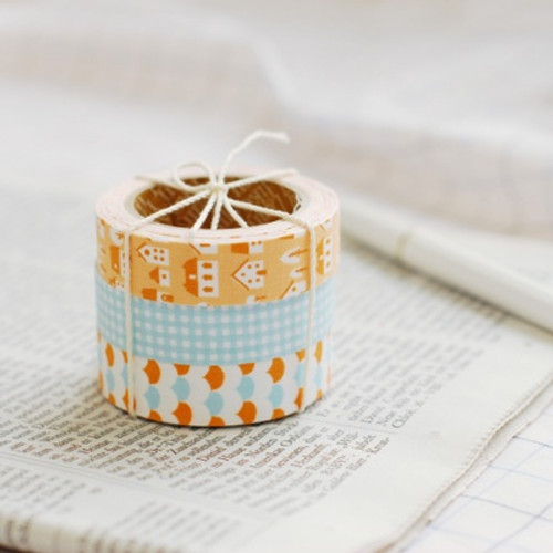 Fabric Tape Set-Homey