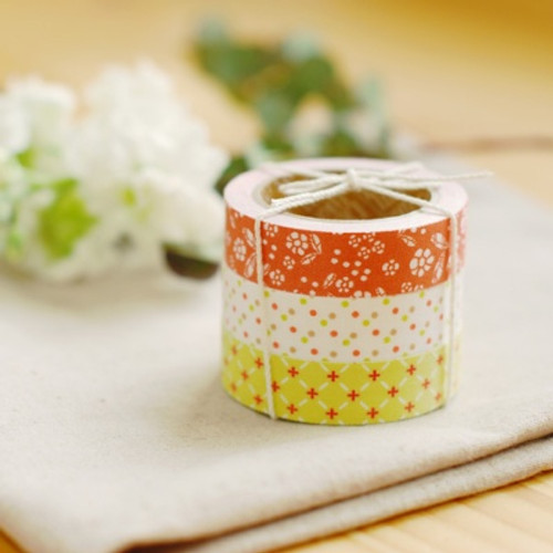 Fabric Tape Set-Thank you