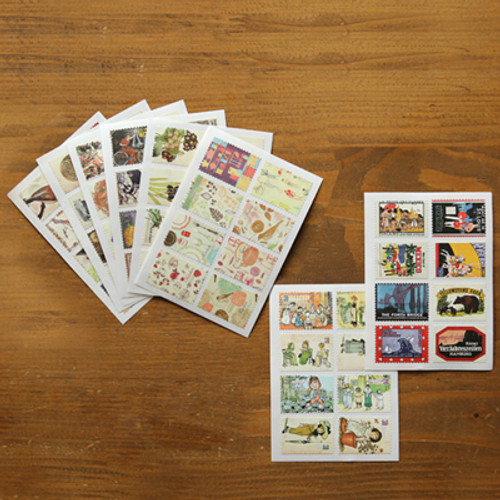 Ancien Stamp Sticker Ver. 2