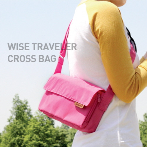 Wise Traveler Cross Bag