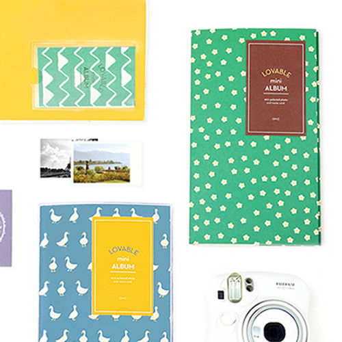 Multiple Bubble Mini Pocket Album