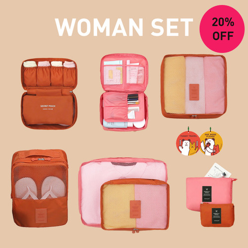 Woman Travel Set