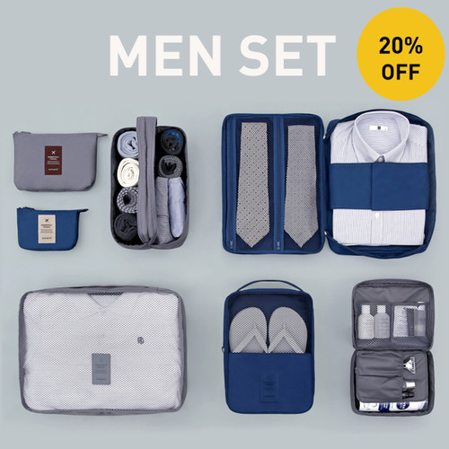 Men Travel Set