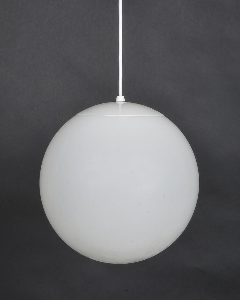 Ten Inch Globe Pendant
