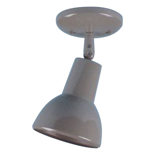 Single Bell-shade Ceiling Fixture