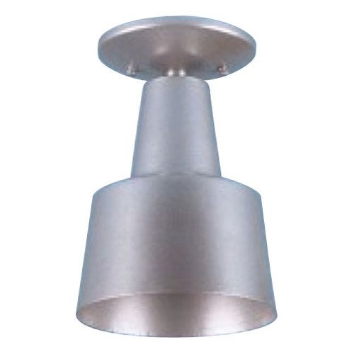 Flush Mount Tiered-shade Ceiling Fixture