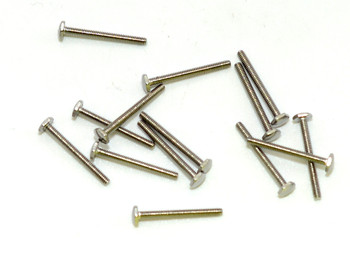 SM200 Rimless Screw Hex; 1.2mm Thread, 2.5mm Length, 12mm Length (SM200)