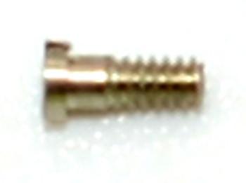SA138 B & L Slotted Screw; 1.16mm Thread, 1.6mm Head, 3.4mm Length