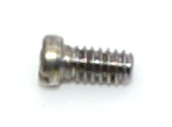 SM206 Eyewire Screw - Slotted; 1.4mm Thread, 2.0mm Head, 3.6mm Length (SM206)