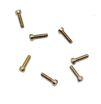 SA119 US Eyewire Screw; 1.27mm Thread, 1.9mm Head, 2.5mm Length