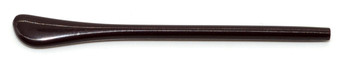 Temple Tip Brown (Dark); Long 65mm core inside diameter 1.2mm, 5 pairs per bag, $5.95 per bag, quantity discounts available