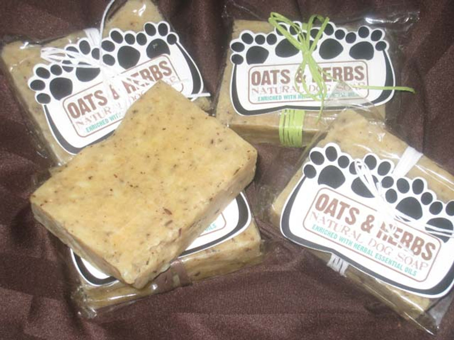 Oats & Herbs Dog Bar