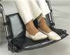 "Econo-Footrest Extender w/2"" Foot Pad"